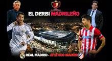 Ver Atlético Madrid vs Real Madrid en Vivo Champions League 2015