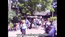 Center Parcs - 94 - Disneyland paris , visite des villages et des zones du parc