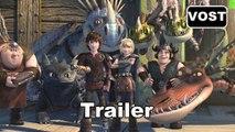 DRAGONS: Par delà les rives - Teaser / Bande-annonce [VF|HD] (Netflix / DreamWorks)