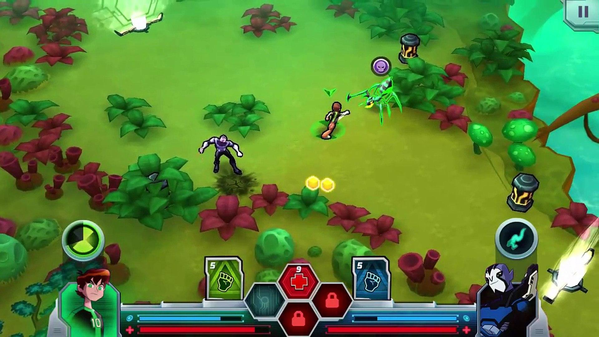 Ben 10: Omniverse - Wrath of Psychobos - Ben 10: Omniverse - Wrath of Psychobos - For Android / iOS
