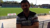 Rugby - USB - Laurent Mignot évoque les phases finales