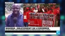 #BringBackOurGirls : rassemblements dans tout le Nigeria un an après l'enlèvement des lycéennes