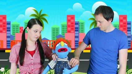 Road Safety for children by Nellie and Ned