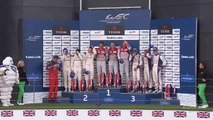 6 Hours of Silverstone LMP1 podium