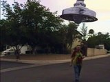 UFO lands in Las Vegas | Flying Saucer | OVNI | Serpo | Extraterrestrial | Alien | Area 51