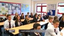euronews business planet - Galles: la carica degli Imprenditori in erba