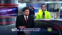 Repórter da globo invade programa de datena ao vivo