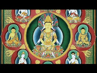 Le Bouddha Amitābha
