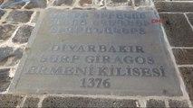 Diyarbakır'daki Surp Giragos Ermeni Kilisesi'ne Avrupa Kültürel Miras Ödülü Verildi