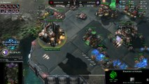 Qualification WCS 2015 Saison 2 - MarineLorD vs Stephano - game 1