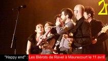 Les Blérots, un concert Happy end à Maurecourt