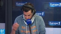 Benjamin Muller raconte la vie de l'Open Space d'Europe 1