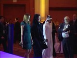 Carla Bruni in Qatar to promote French university