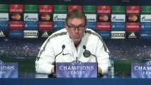 foot - C1 - PSG : Blanc «Régler le problème Messi collectivement»