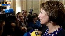 """Marisol Touraine """"heureuse"""" de l'adoption de la loi santé"""