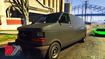 GTA 5 Online  RARE CARS FREE! 1 25 1 26 - Secret Rare Storable Vehicles FREE! (GTA 5 Rare Cars)