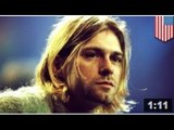 EXCLU:  Kurt Cobain, les photos jamais vu des lieux de son suicide