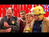 """Efekt """"Pięćdziesięciu twarzy Greya"""" - strażacy mają pełne ręce roboty"""