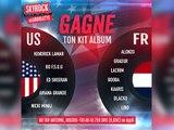 La roulette - Kit Album US & FR