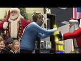 Santa is real! Santa Claus impersonator legally changes his name to be the 'real deal'