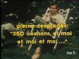 "Pierre Desproges ""Les animaux extraordinaires"" - Archive INA"
