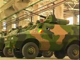 ZFB05 ZFB05A light wheeled armoured vehicle China Chinese Army Recognition