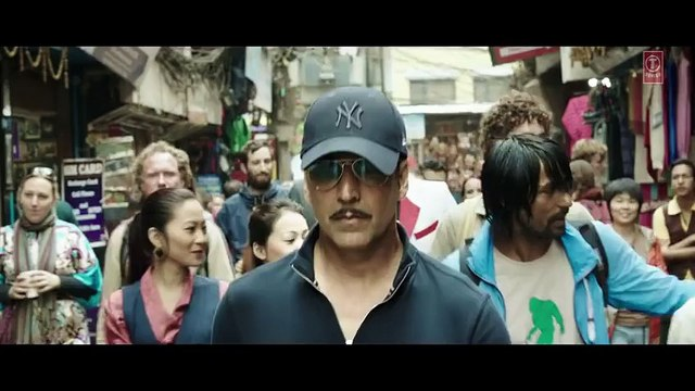 Exclusive- 'BABY' Official Trailer - Akshay Kumar -