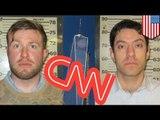 CNN reporters, naaresto sa pag-trespass sa Freedom Tower sa NYC!