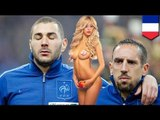 French football players, nakipag-sex sa underage na prostitute!