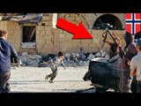 How to make a viral video: Fake viral video, Syria Hero Boy, was produced by a Norwegian film crew