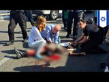 Israel stabbing attacks: Israeli soldier and woman killed, two wounded