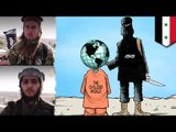 ISIS speaks out on beheadings, reaffirming they up for it anytime, anyplace, anywhere