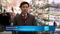 FRANCE 24 Reportages - La Chine de plus en plus présente en Europe?