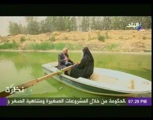 Dans les coulisses du monastère copte Al Soryan - ElBalad TV - Avril 2015