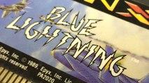 CGR Undertow - BLUE LIGHTNING review for Atari Lynx