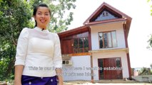 Young entrepreneurs in Laos share their innovative business ideas
