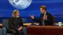 "Jeff Bridges' Insane ""Big Lebowski"" Story  - CONAN on TBS"