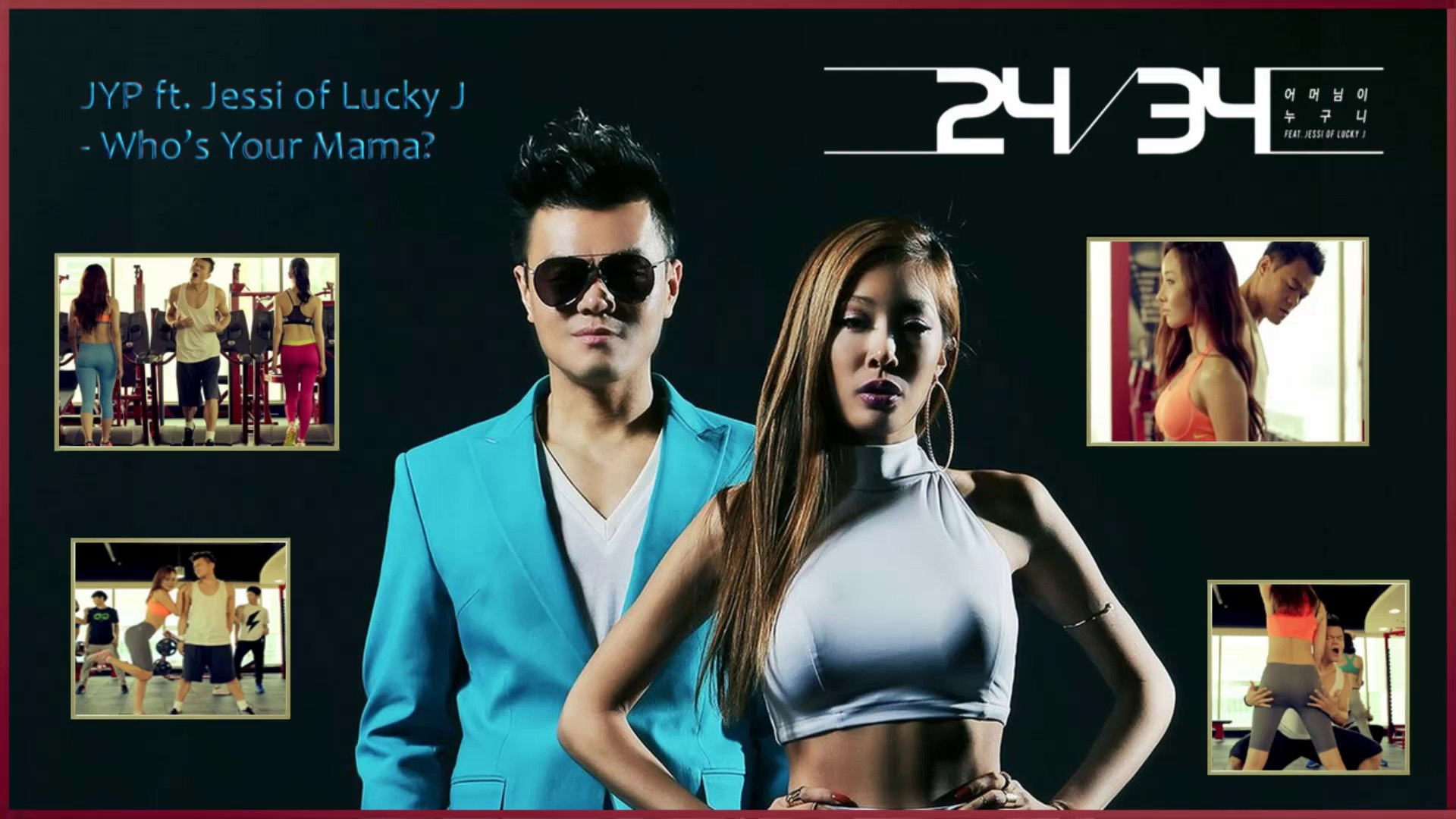 Jyp Ft Jessi Of Lucky J Whos Your Mama K Pop German Sub