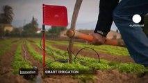 euronews innovation - نظام الرى الذكي لتوفير المياه و خدمة المزارع