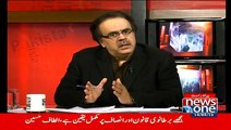 Moazzam Ali Was Arrested Once But The Officer Who Arrested Was Murdered In Suicide Bomb-Dr.Shahid Masood