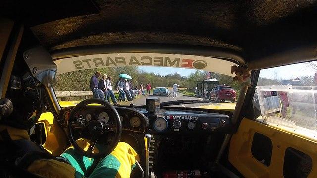 course de cote bournezeau 2015 scora maxi