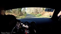 RALLYE DE LA FOUGERE 2015 ES8 SEAT IBIZA TDI A8 Equipage Robinet/Vedraine (manque 5eme et 6eme vitesse)
