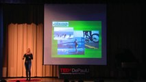 Wade Into The Water: Libby Hurley at TEDxDePaulU