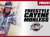 Freestyle de Cayene et Mokless en live dans Planète Rap !