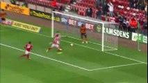 Middlesbrough 2 vs 1 Wolves ~ [Sky Bet Championship] - 14.04.2015 - All Goals & Highlights