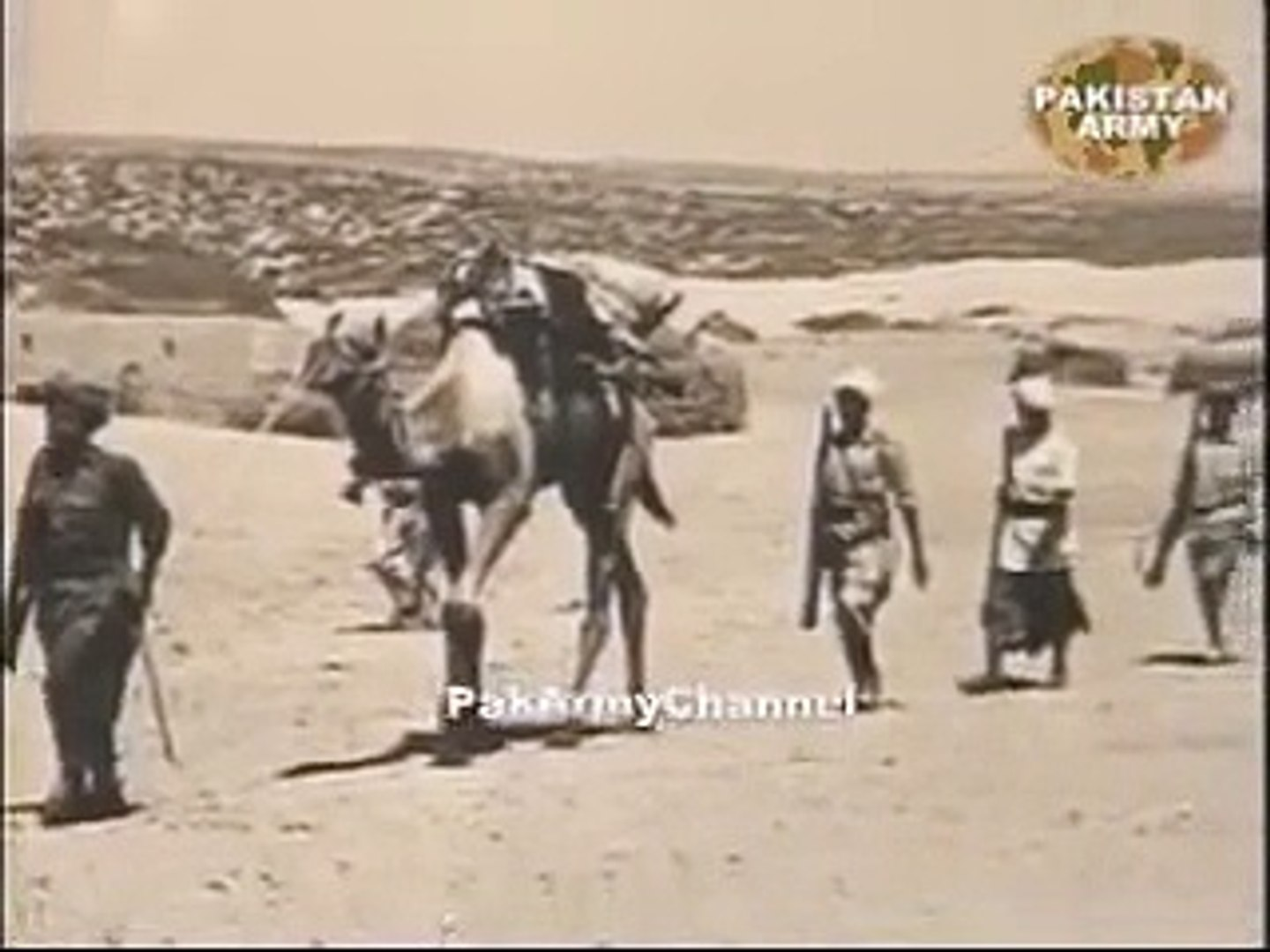 1965 War Documentary - Pakistan,India - 1965 Indian Attack Lahore -