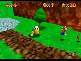Super Mario 64 - My Ridiculously Low Time on Koopa the Quick in BoB