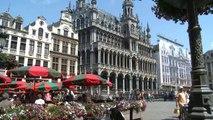 Brussels Tourism, Belgium - Bruxelles Tourisme, Belgique: Capital of Europe - Brüssel -  België