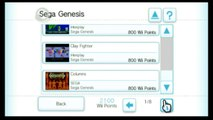 Classic Game Room - Wii SHOP CHANNEL for Nintendo Wii review