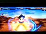 Dragonball Z Budokai Tenkaichi 2: Goku SSJ4 Vs Vegeta SSJ4